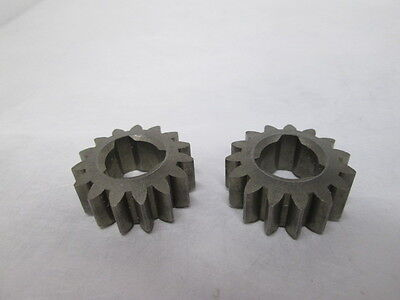 Toro Set Of Two Pinion Gear Part# 65-4750