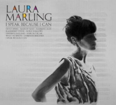 Laura Marling : I Speak Because I Can CD