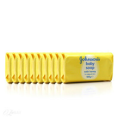 Johnson's Baby Soap 100g x10