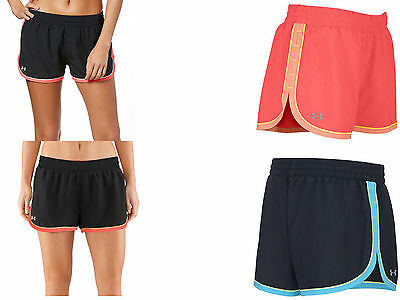Under Armour Women's Great Escape II Shorts Various Colors SZ M/L/XL NWT
