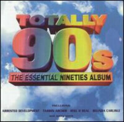 Various Artists : Totally 90s - Biggest Pop & Dance Hits o CD