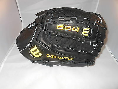 Greg Maddux Ip Auto Signed Le 300Th Win Glove !! Chicago Cubs Sga !! Exact Proof