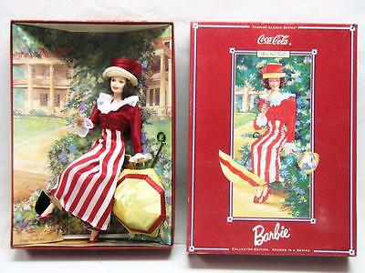 Coca Cola Barbie Doll After The Walk 1997 New In Box Collectors Edition