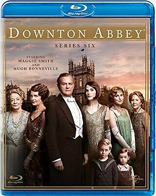 Downton Abbey: Series 6 [Blu-ray]