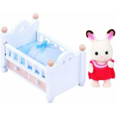 Sylvanian Families - Chocolate Rabbit Baby Set 5017