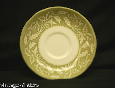 Vintage Royal Staffordshire by J & G Meakin Saucer Victoria Ironstone England