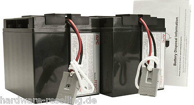 Original APC Replacement Battery RBC55 SUA2200XLI SUA3000XLI SUA5000RMI5U und..