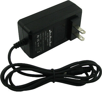 Super Power Supply® Charger Cord for Digitech Hardwire Guitar Pedal DL8 RV7