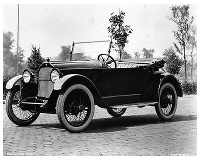 1921 Willys Knight Factory Photo ca3492