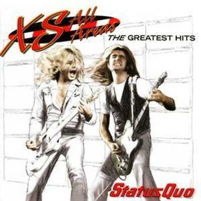 Status Quo : XS All Areas - The Greatest Hits CD (2004)