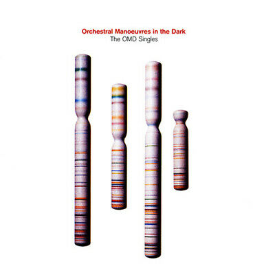 Orchestral Manoeuvres in the Dark : The OMD Singles CD (1998) Quality guaranteed
