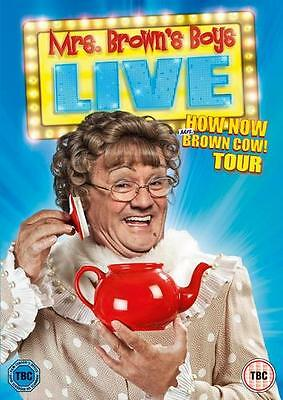 Mrs Brown's Boys: Live - How Now Mrs Brown Cow [DVD]