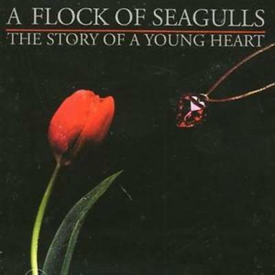 A Flock of Seagulls : The Story of a Young Heart CD (2008) ***NEW***