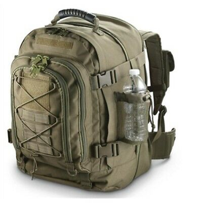 Tactical Assault Back Pack XL Military Hunting Camping Survival Hiking Police