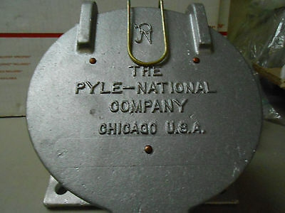 Wwrb-527 Pyle-National Connector  New Old Stock