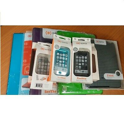 Lot of 50 NEW SPECK Retail Smartphone Phone Tablet GPS Case