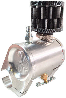 New Ultramax Karting Exceed Oil Catch Tank With Carbon Fiber Breather,go Kart