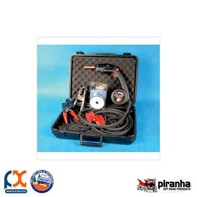 Piranha Portable Welding Kit - Mig - 12Vmigwel