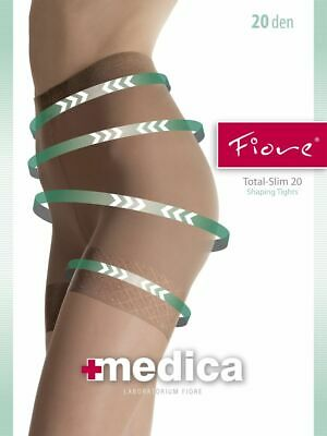 COLLANT MODELLANTI SNELLENTI PRESS-UP MEDICA 60 DEN FIORE M5012
