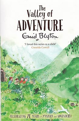 The Valley of Adventure by Enid Blyton (Paperback, 2014)