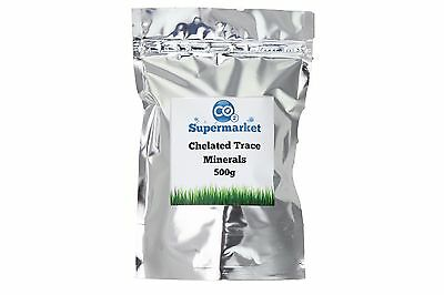 Chelated Trace Elements Aquarium Plant Fertiliser