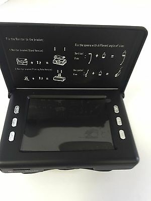 FISH FINDER CAMERA WITH ZOOM FUNCTION Video or Photograph Records to Micro USB [