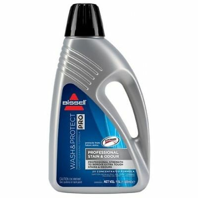 Bissell 1089E Wash & Protect Professional Carpet Cleaner with Scotchguard 1.5L
