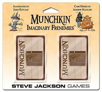 Munchkin Card Game - Imaginary Frenemies