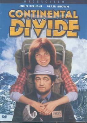 Continental Divide New Dvd
