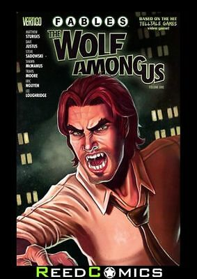 FABLES THE WOLF AMONG US VOLUME 1 GRAPHIC NOVEL New Paperback Collects #1-7