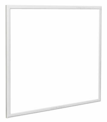 48w White Body Suspended Ceiling LED Panel Light Cool White 600x600 Ultra Thin