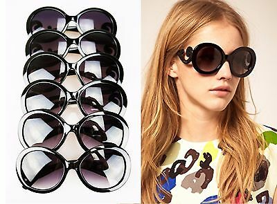 New Wholesale Lot 50 pc Women Designer Eyewear Sunglasses Black Flame