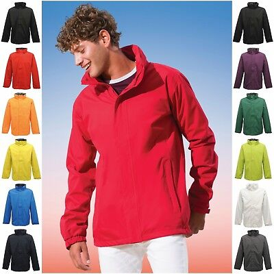 Regatta Mens Jacket Waterproof Hydrafort 5000 Coat Shell Hooded XS–3XL Free PnP