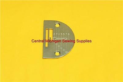 New Straight Stitch Needle Plate Singer Sewing  Machine Model 15 & Clones 15280
