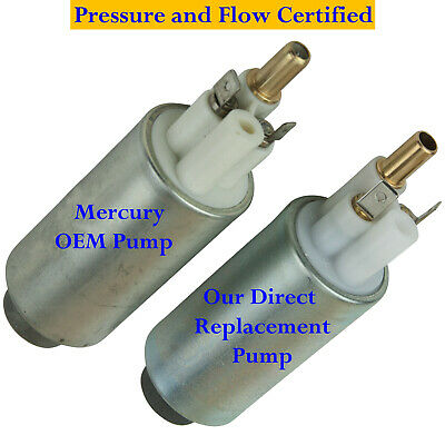Replaces 883202T02 883202A Quantum Fuel Pump for Mercury Marine Outboard 02-06