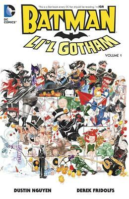 BATMAN LIL GOTHAM VOLUME 1 GRAPHIC NOVEL New Paperback Collects Issues #1-6