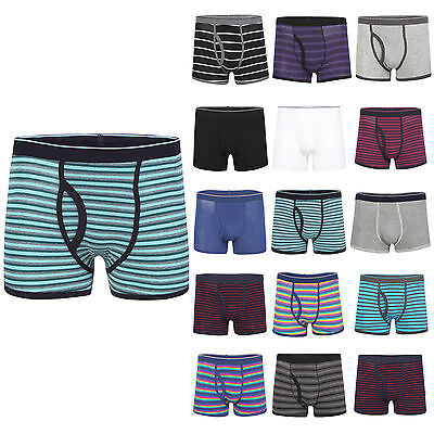 Mens Stretch Cotton ex M&S Boxer Shorts, Underwear, Trunks Cool and Fresh!