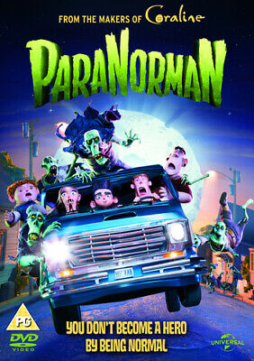 ParaNorman DVD (2013) Chris Butler cert PG Incredible Value and Free Shipping!