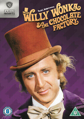 Willy Wonka and the Chocolate Factory DVD (2005) Gene Wilder, Stuart (DIR) cert