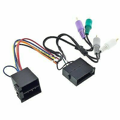 Metra 70-9400 94-99 Land Rover Discovery Wiring Kit