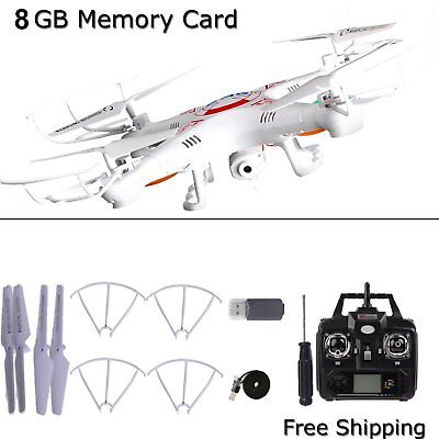 HOT X5C-1 2.4Ghz 6Axis Gyro RC Quadcopter Drone UAV RTF UFO with 0.3MP Camera