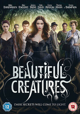 Beautiful Creatures DVD (2013) Emma Thompson