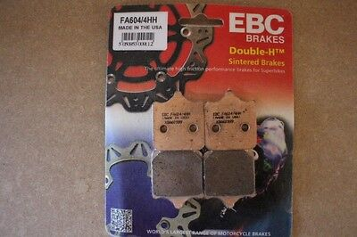 Ebc Fa604/4Hh Sintered Front Brake Pads For Bmw S1000 Rr (2010-2013)