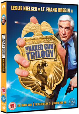 The Naked Gun Trilogy DVD (2009) Kathleen Freeman, Zucker (DIR) cert 15