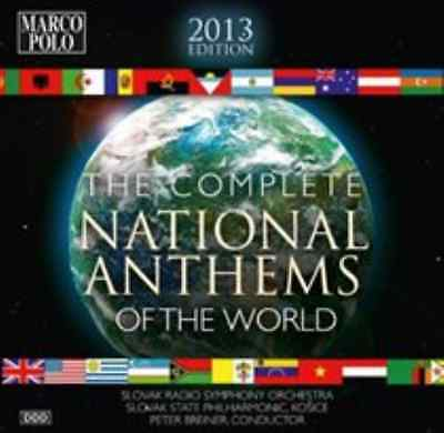 The Complete National Anthems of the World CD / Box Set NEW