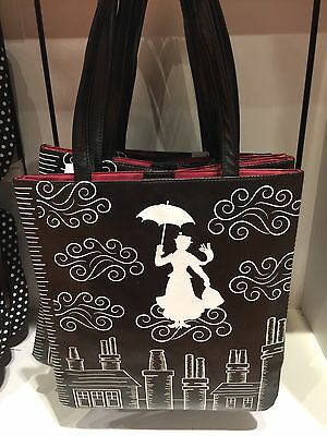 Disney Parks Tote Bag Practically Perfect In Every Way Mary Poppins New w Tags