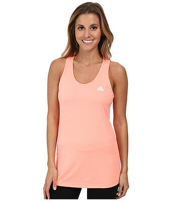 Adidas Women's Derby Tank Flash Orange S/M/L/XL NWT