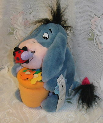 Disney Winnie the Pooh Plush Eeyore Store Exclusive