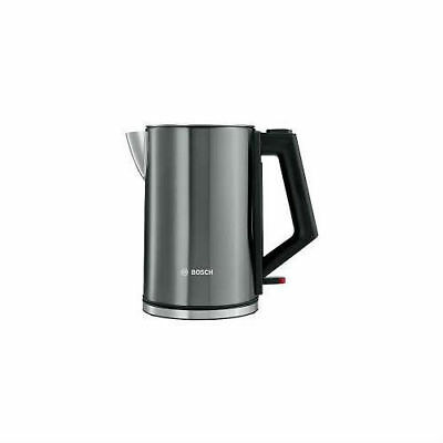 Bosch Stainless Steel Jug Kettle Black TWK7105GB 1.7 Litre 3000w