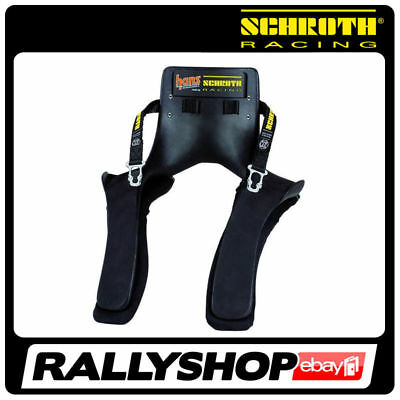 HANS FIA Device Schroth 30 Sport, FREE DELIVERY WORLDWIDE L Size, 30 degrees